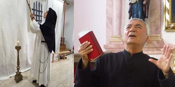 MONODRAMA O KRANJČIĆU NA 2. FESTIVALU KRŠĆANSKOGA KAZALIŠTA