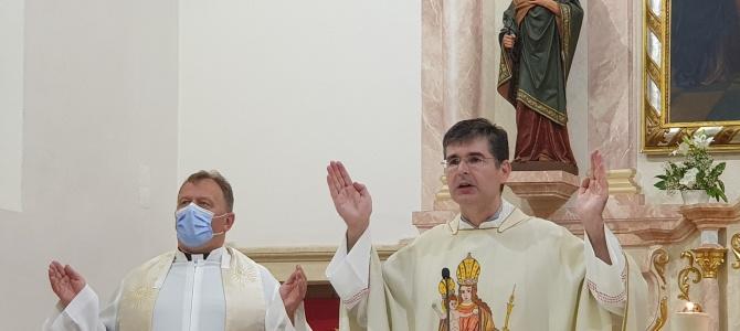 Doc. dr. sc. Draženko Tomić održao predavanje o mučeništvu kao vrednoti sv. Marka Križevčanina